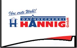 Dachdeckerei Hannig Logo