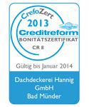 CrefoZert 2013