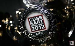 Pokal der Guse Kart Challenge 2012