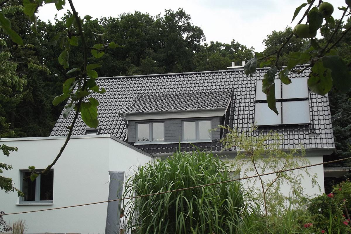 Dachdecker Haus in hameln